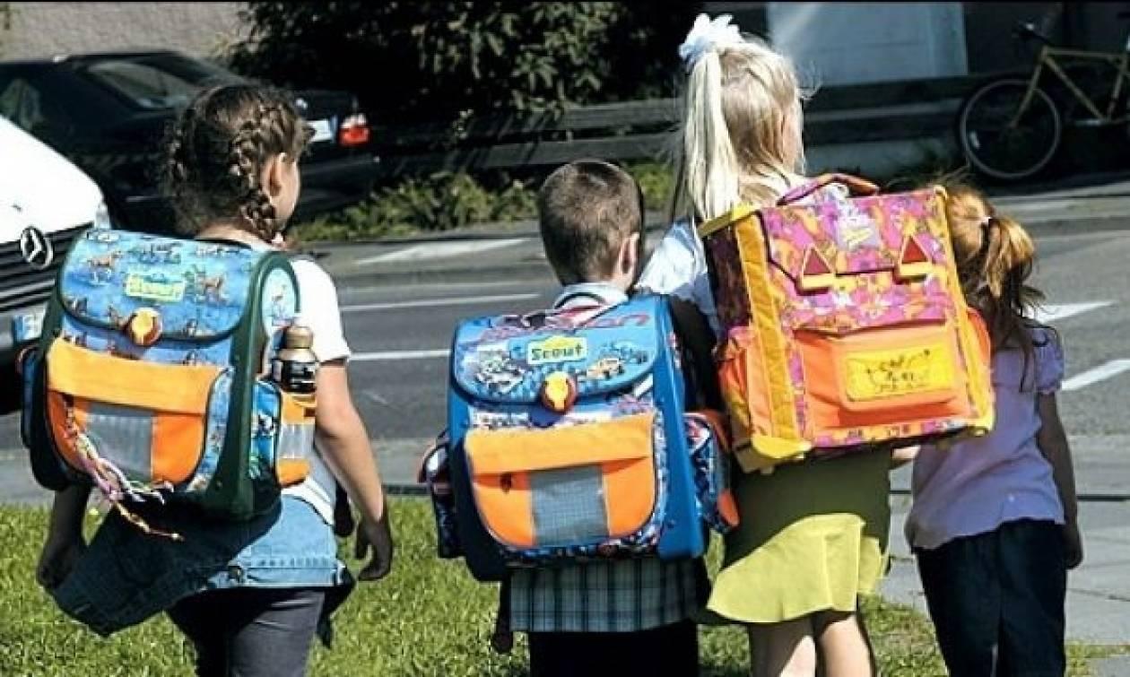 Μέχρι πόσα κιλά πρέπει να είναι η σχολική τσάντα για την σπονδυλική του στήλη του παιδιού