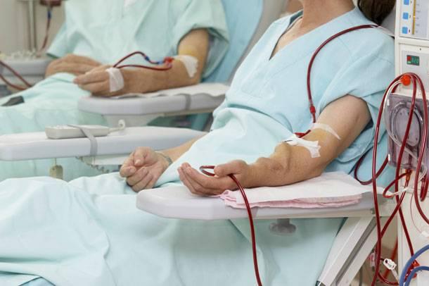 Νέα θεραπεία ενδέχεται να αντικαταστησει την αιμοκάθαρση