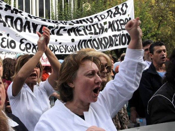 ΕΛΣΤΑΤ: Σημαντικές περικοπές στην Υγεία – Πεθαίνουν οι Έλληνες