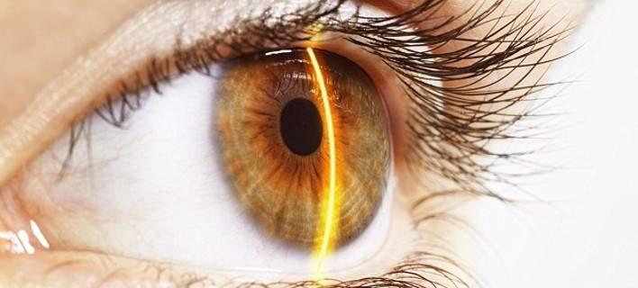Αλλαγή χρώματος ματιών με λέιζερ -Η νέα μέθοδος που κάνει θραύση