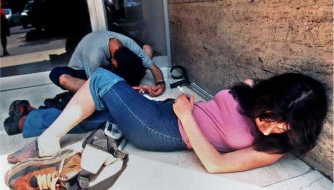 Θραύση κάνουν τα φθηνά ναρκωτικά στην Ελλάδα λόγω κρίσης