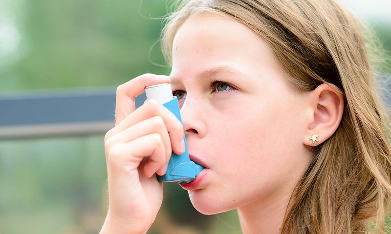 Χαμηλός αριθμός ασθματικών μεταξύ νοσοκομειακών ασθενών με COVID-19