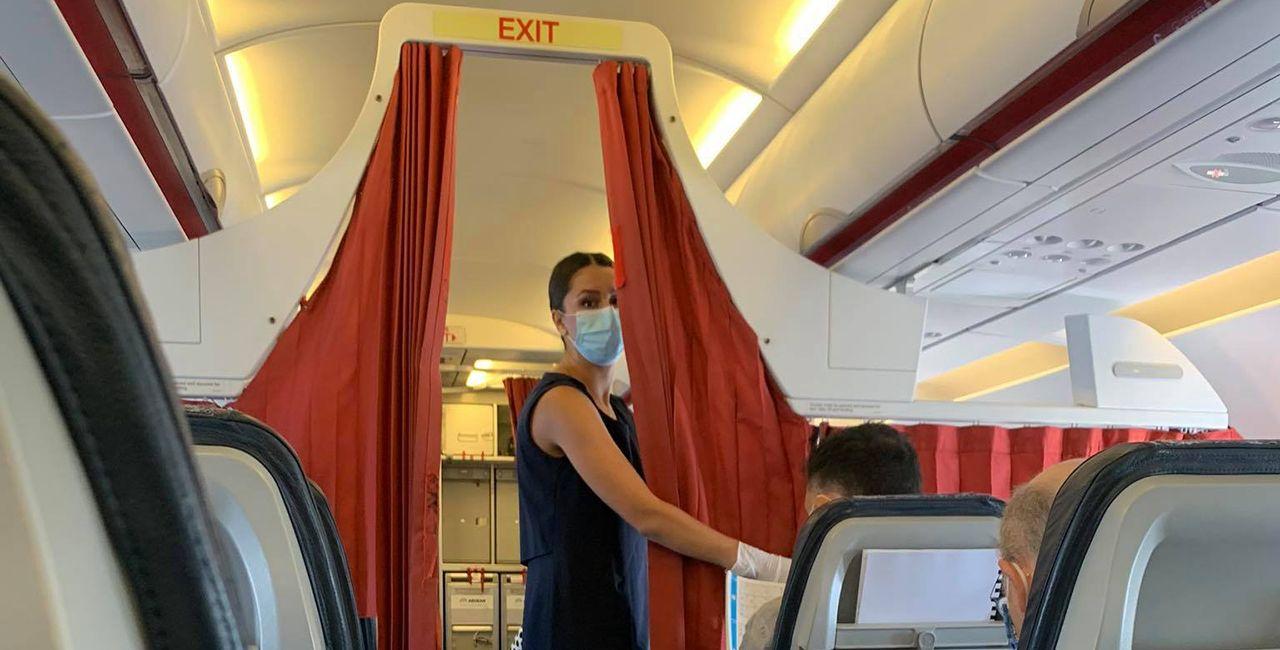 Κορωνοϊός: Περισσότερο ασφαλή τα αεροπορικά ταξίδια απ' ότι τα σούπερ μάρκετ και οι χώροι εργασίας