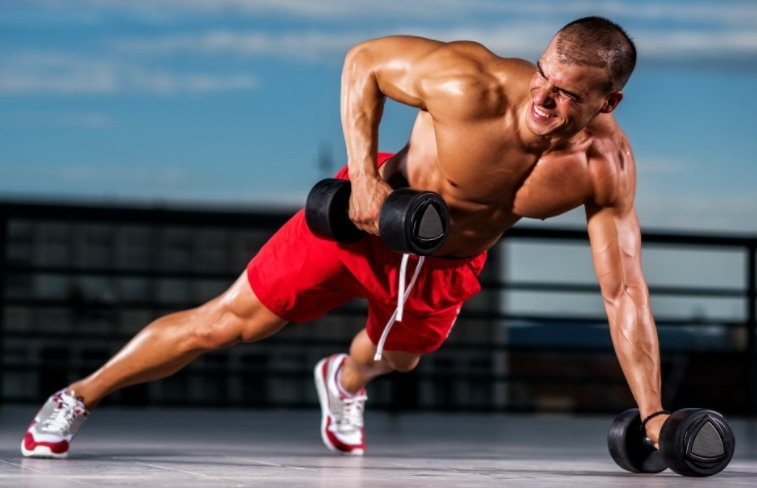 Με αυτή την άσκηση θα γυμνάσεις όλο σου το σώμα (βίντεο)
