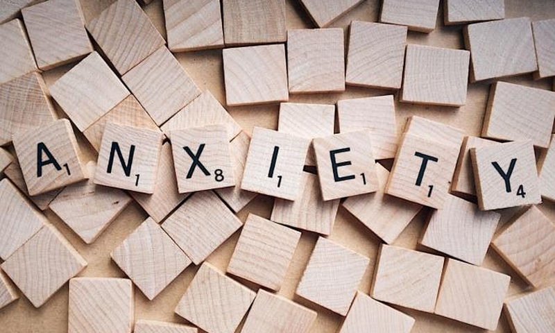 Άγχος: Πώς επηρεάζει το πρόσωπό μας;