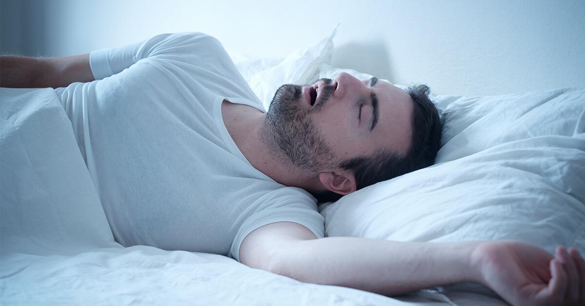 Πρωτοποριακή θεραπεία για την υπνική άπνοια
