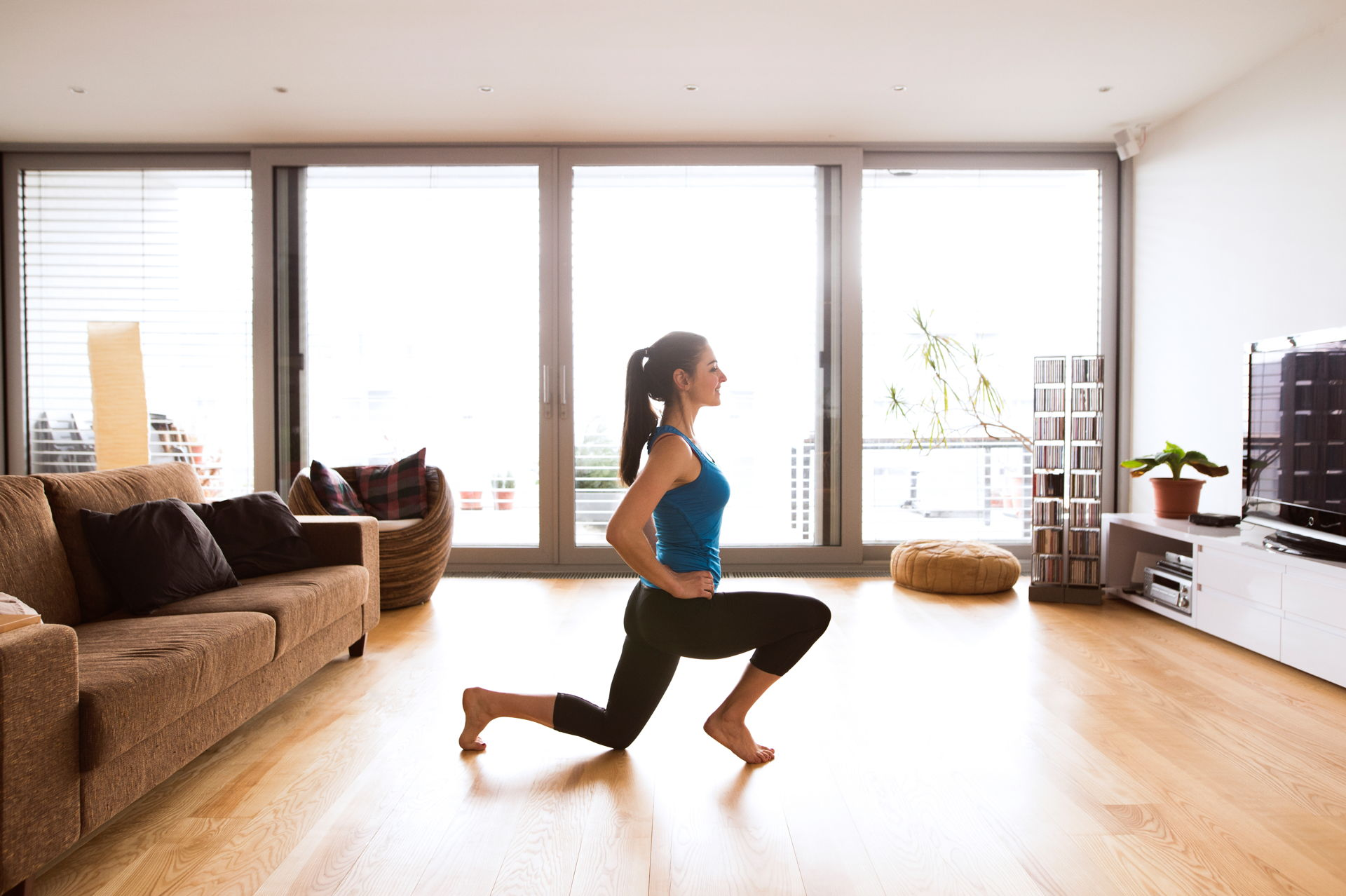 Γυμναστική στο σπίτι: Όλα όσα πρέπει να ξέρετε για να είναι αποτελεσματική