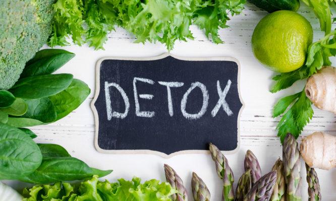Δίαιτα αποτοξίνωσης: «Αφυπνίστε» τον οργανισμό σας