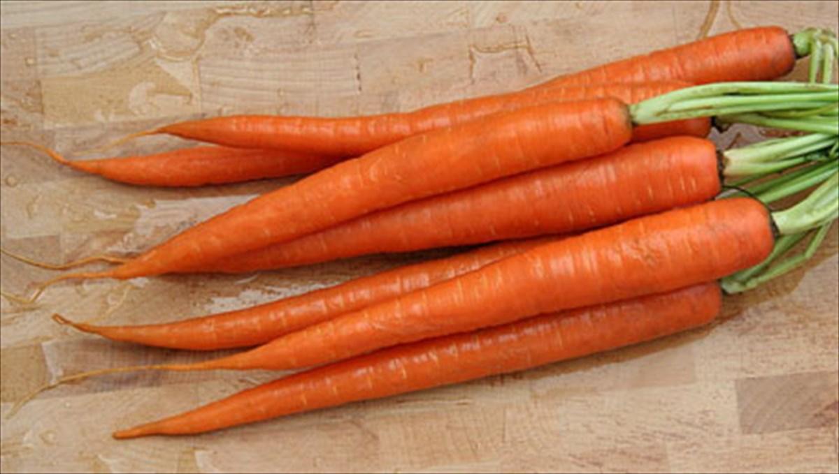 Καρότο: Aυτές είναι μερικές από τις θαυματουργές ιδιότητές του