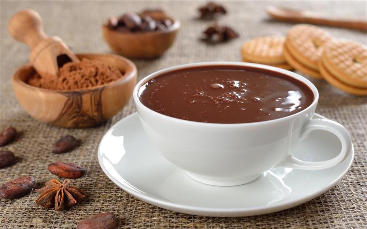Guilt-free σοκολάτα για να απολαμβάνεις όλο το χειμώνα!