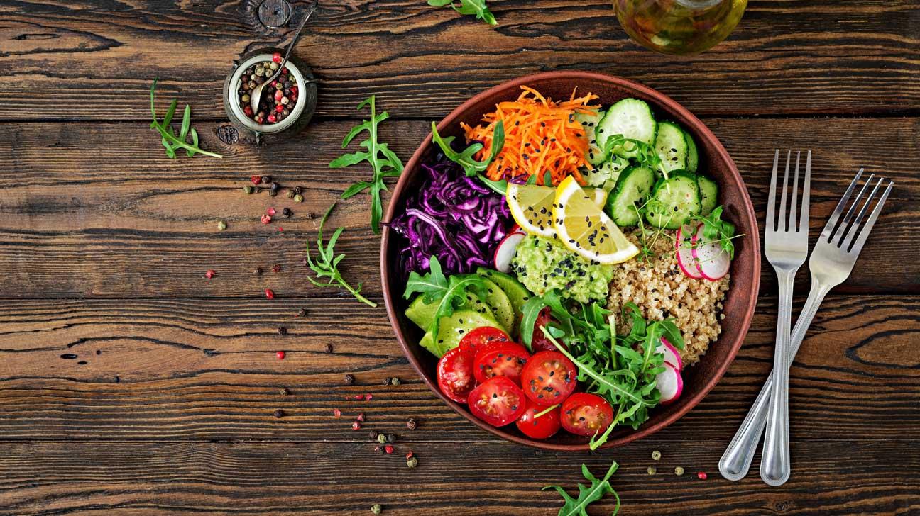 Υγιεινή διατροφή ως vegan – Ποιες είναι οι πηγές ασβεστίου, βιταμίνης D, σιδήρου και Ω3;