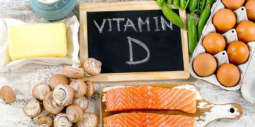 Πού αλλού μπορείς να βρεις τη βιταμίνη D εκτός από τον ήλιο;