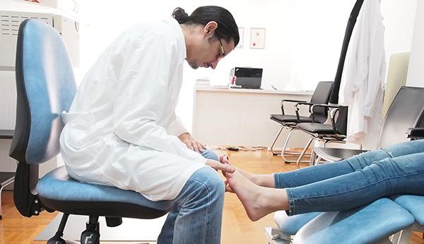 Περπάτημα: Φροντίστε για την σωστή ανατομία και υγιεινή των ποδιών σας