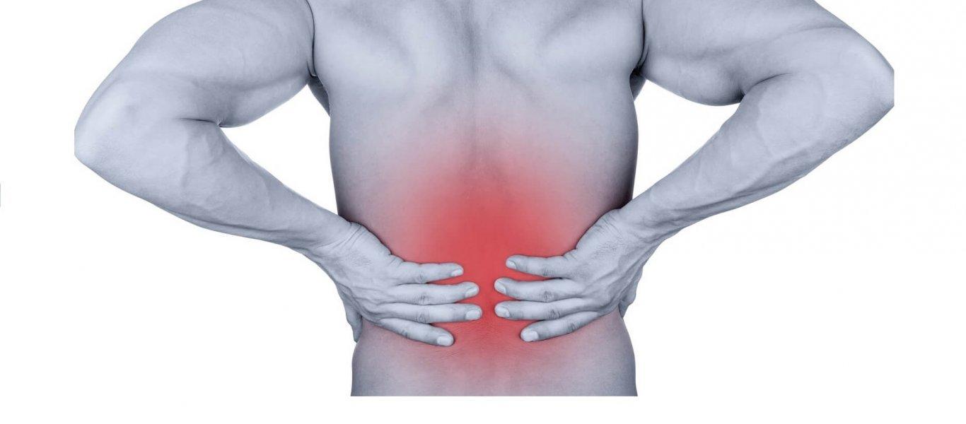Πώς μπορείτε να ανακουφιστείτε από τον πόνο στη μέση; (βίντεο)
