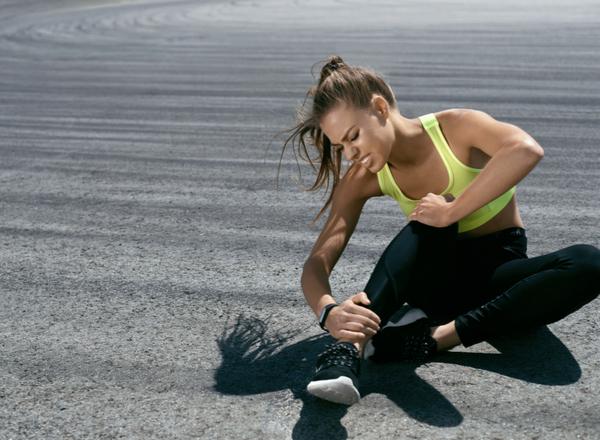 Αθλητικές κακώσεις -Πρόληψη και αντιμετώπιση