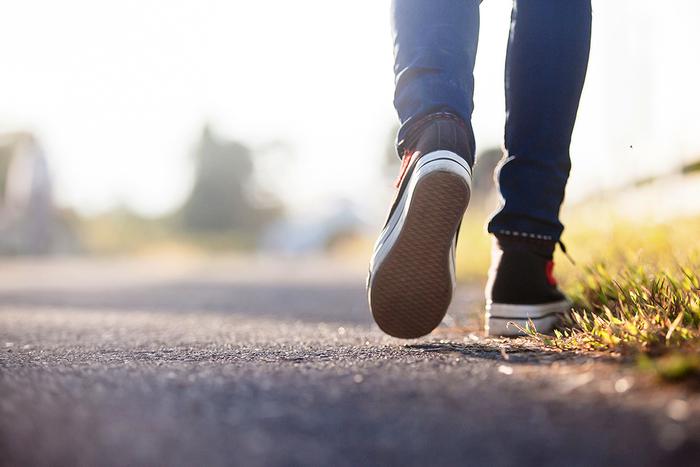 Βάδιση: Πολύτιμο και χωρίς παρενέργειες φάρμακο που σώζει ζωές