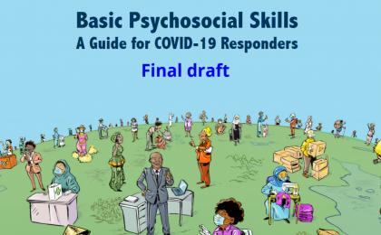 Βασικές ψυχοκοινωνικές δεξιότητες: Οδηγός για αυτούς που απαντούν στα αιτήματα για τον covid-19 από τον ΠΟΥ