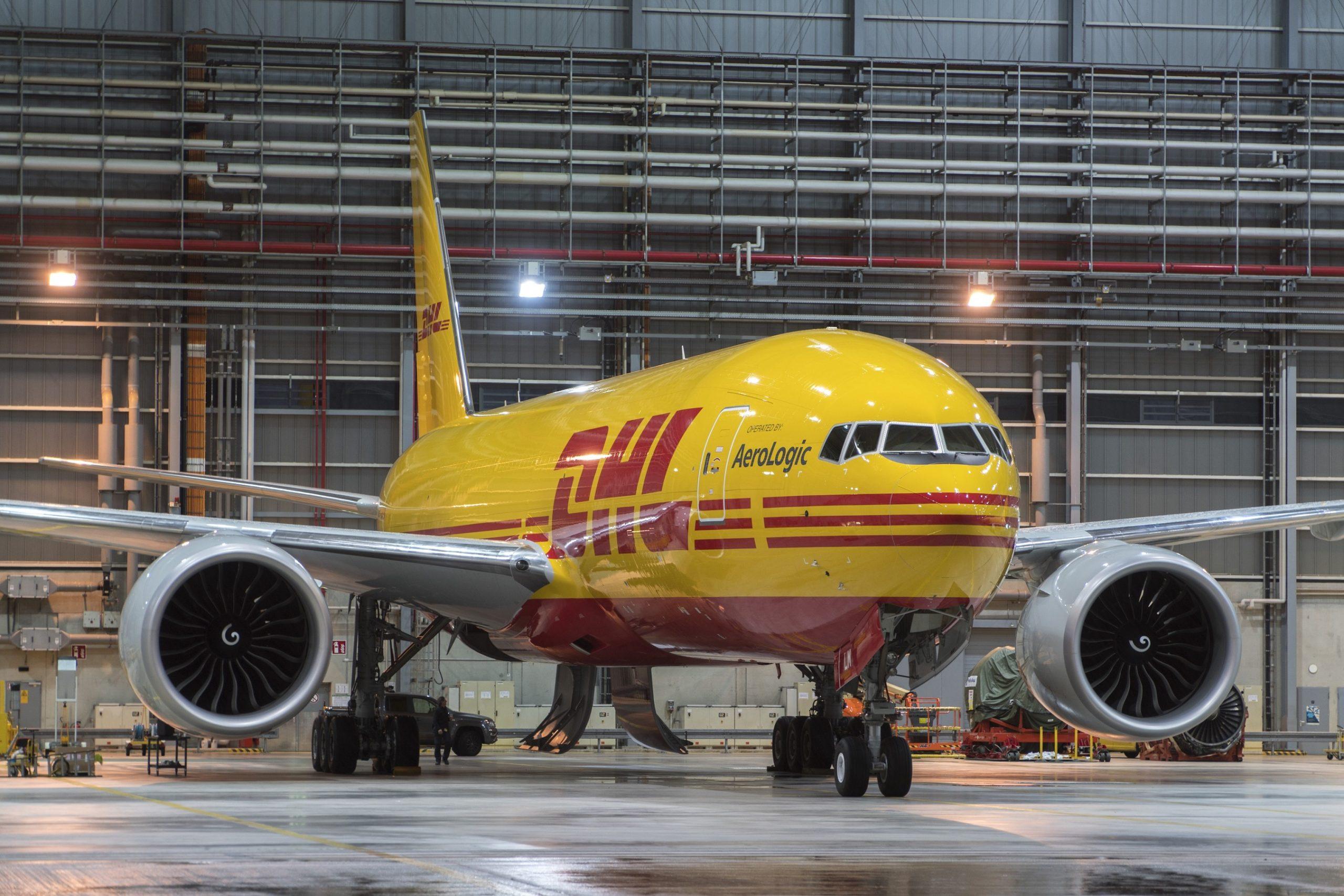 DHLExpress: Ενισχύει τον στόλο της με επιπλέον οκτώ φορτηγά αεροσκάφη Boeing 777