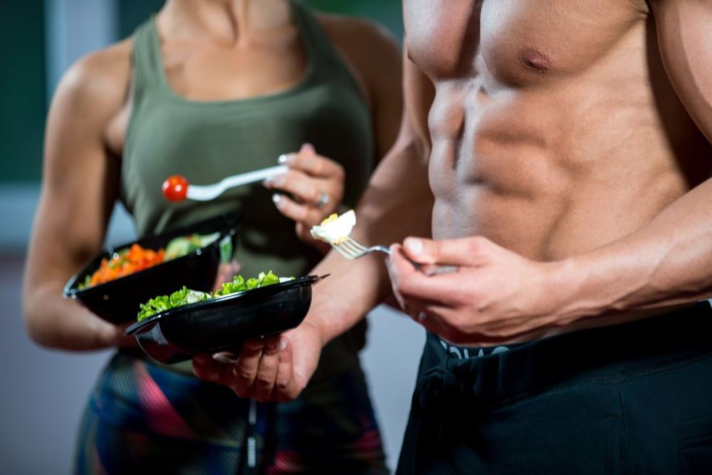 Με αυτές τις τροφές θα αυξήσετε τη μυϊκότητά σας (βίντεο)