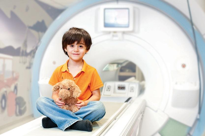 Παιδιατρική νευροακτινολογία: Τεχνικές και ιδιαιτερότητες