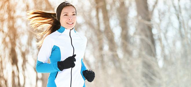 Πώς μπορείτε να ασκηθείτε έξω στο κρύο;