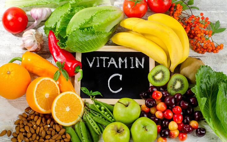 Βιταμίνη C: Τα οφέλη τα συμπτώματα έλλειψης η δοσολογία