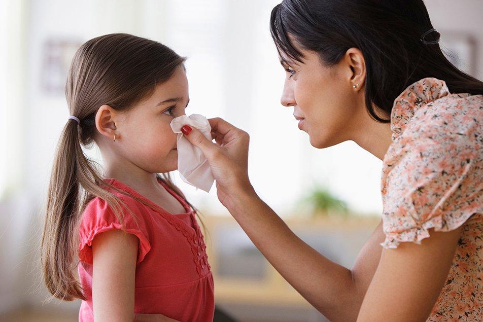 Ανοίγει συχνά η μύτη του παιδιού:  Πως μπορούμε να το αντιμετωπίσουμε;