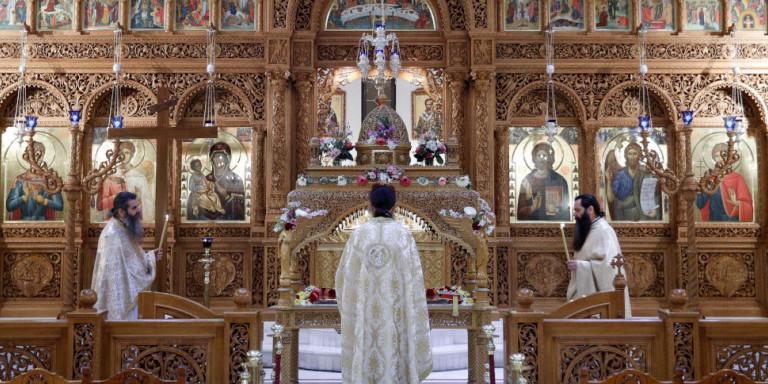 Κλειστές οι Εκκλησίες το Πάσχα και παράταση του lockdown – Τι είπε ο Π.Αρκουμανέας στον Ιερώνυμο