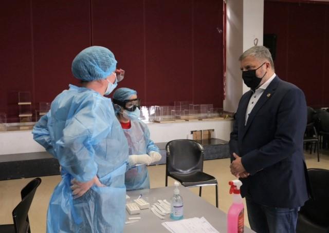 ΙΣΑ: Στα 16.364 ανέρχονται τα rapid tests που έχουν διενεργηθεί σε όλη την Αττική