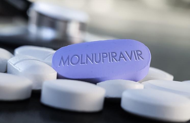 Υπό έρευνα το φάρμακο molnupiravir έναντι ήπιας ή μέτριας νόσησης από COVID-19