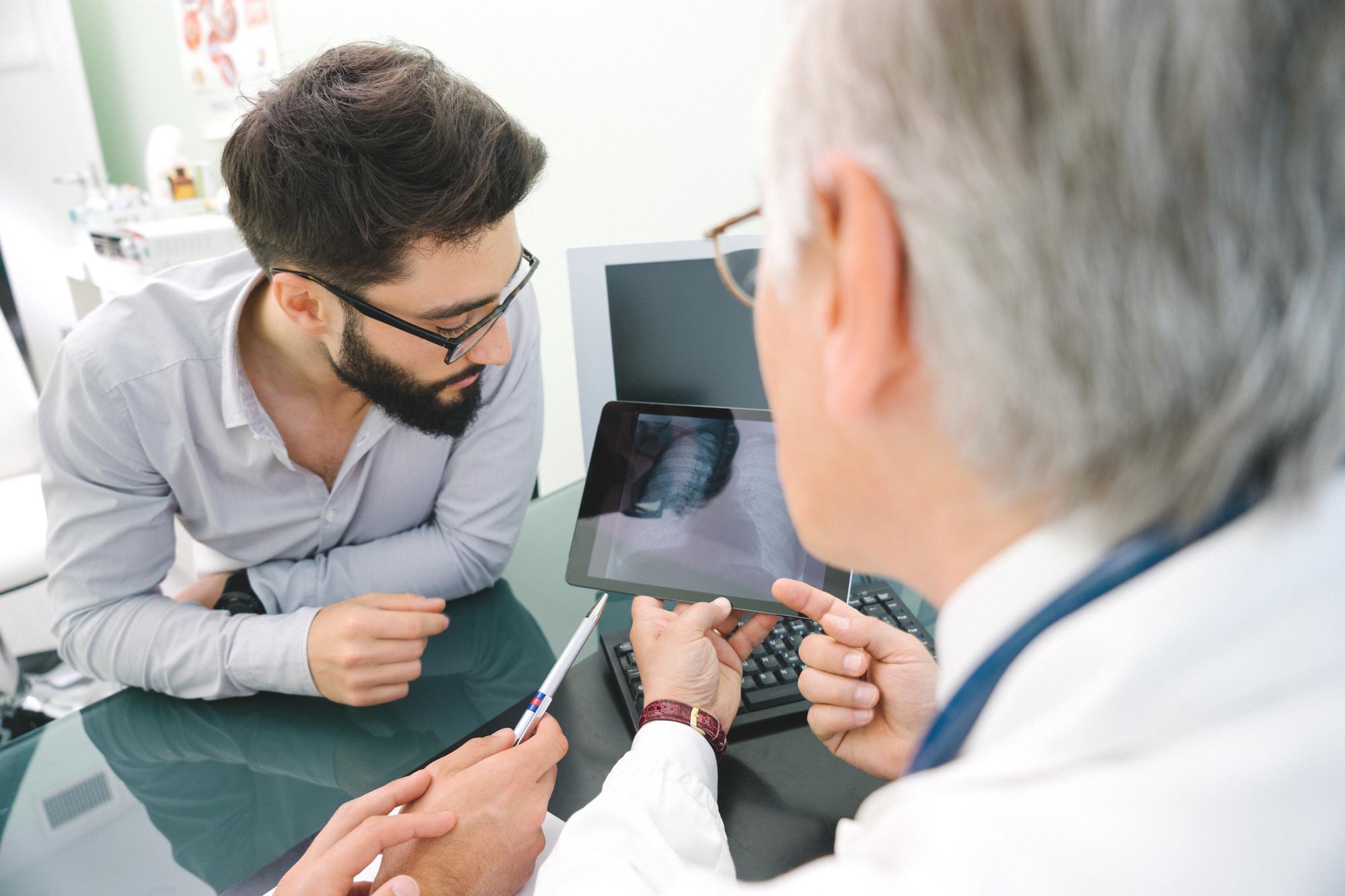 Πρόσφατη ανάλυση δεδομένων της λαροτρεκτινίμπης σε ασθενείς με καρκίνο του πνεύμονα