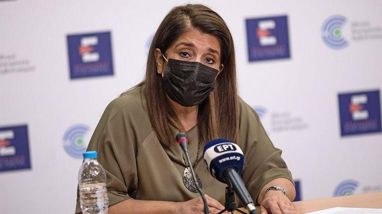 Βάνα Παπαευαγγέλου : Η μάσκα θα μείνει μαζί μας μέχρι το 2022