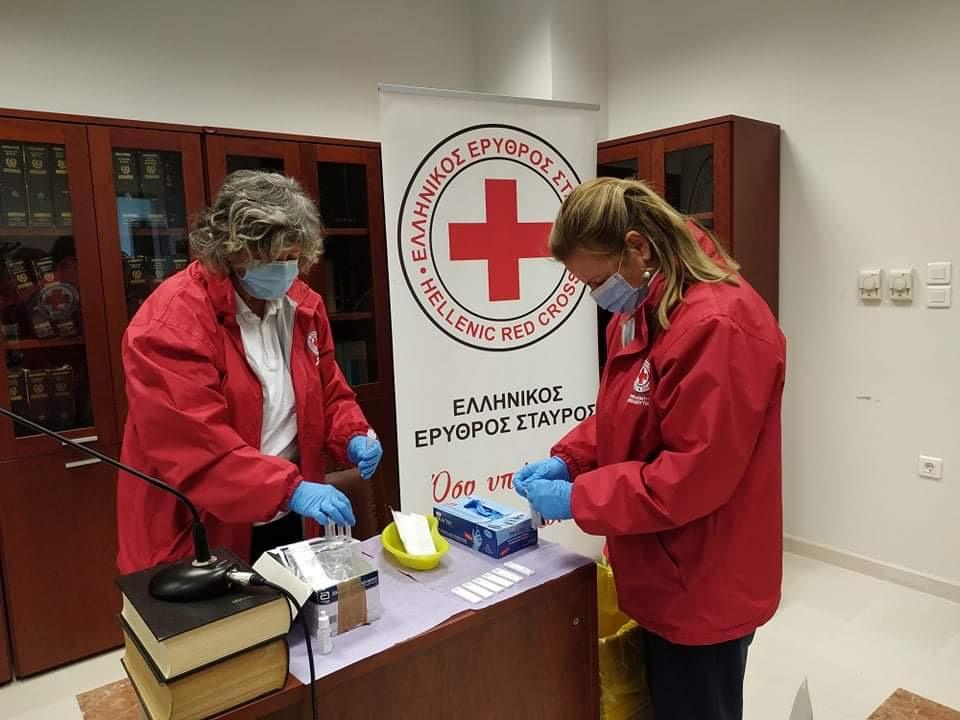 Ο Ε.Ε.Σ. γιορτάζει την Παγκόσμια Ημέρα Ερυθρού Σταυρού