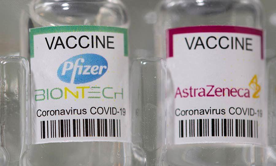 Ισπανία-Μελέτη: Αποτελεσματικός ο εμβολιασμός με Pfizer μετά την 1η δόση AstraZeneca