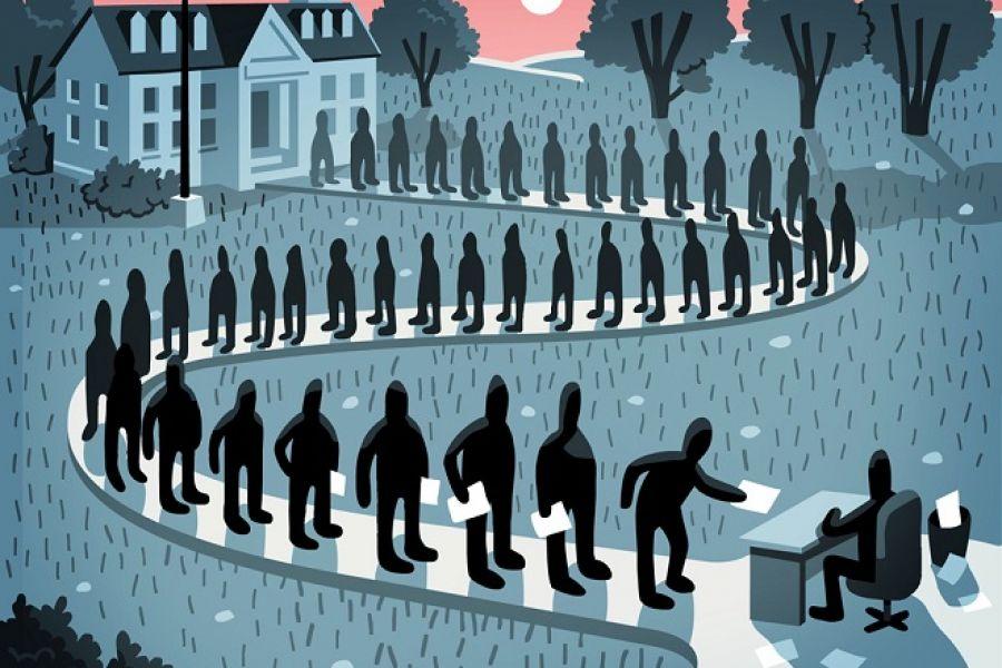 Παραινέσεις προς ανέργους 45+ και άλλους τυχοδιώκτες εργασιακών εμπειριών
