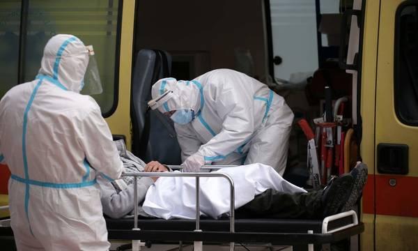 ΕΟΔΥ: 1.387 νέα κρούσματα – 81 θάνατοι- 783 διασωληνωμένοι