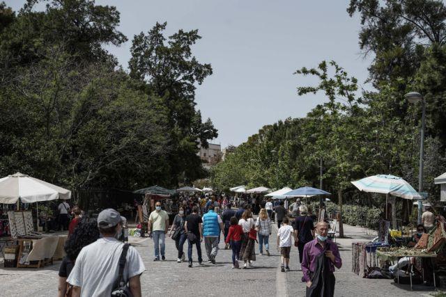 Γεωγραφική κατανομή: 1.425 κρούσματα στην Αττική- 245 στη Θεσσαλονίκη