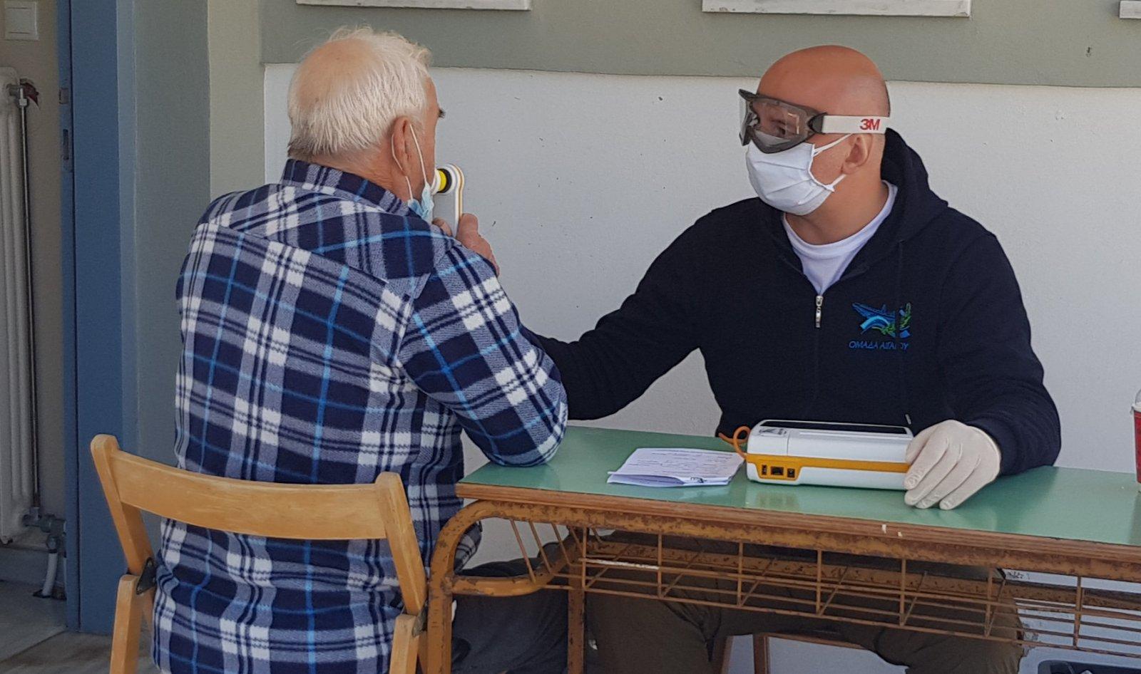 Η Ελληνική Πνευμονολογική Εταιρεία στον 27ο Διάπλου της Ομάδας Αιγαίου