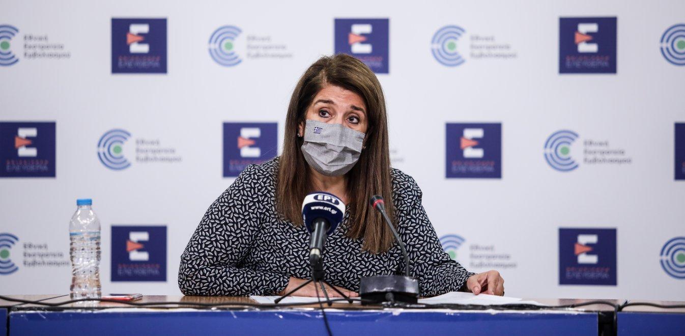 Η Ελλάδα κάνει δεκτά τα εμβόλια Sputnik V  NOVAVVAX και Sinopharm