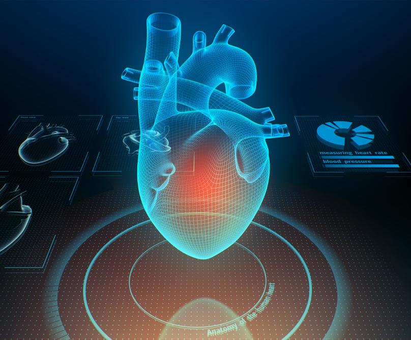 Νέα μέθοδος ανίχνευσης μυοκαρδικής βλάβης από COVID-19: Χαρτογράφηση μυοκαρδίου με μαγνητική καρδιάς