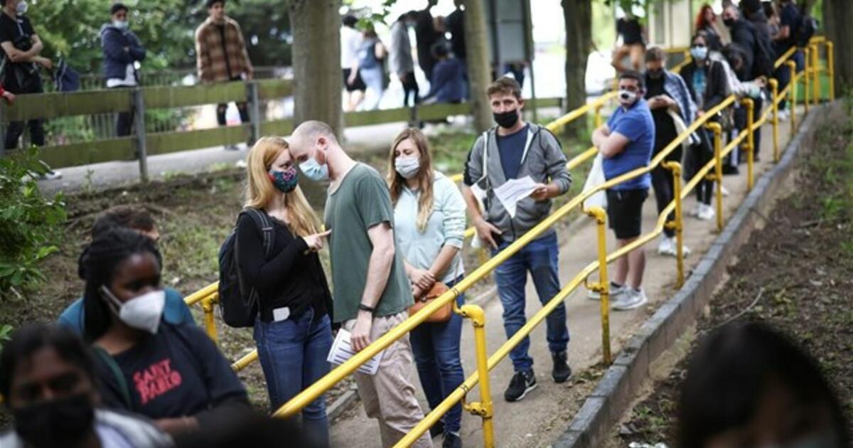 Ηνωμένο Βασίλειο: Κατά 64% πιο μολυσματική η μετάλλαξη Delta