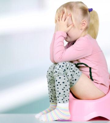 Δυσκοιλιότητα στα παιδιά: Αίτια – Θεραπευτική αντιμετώπιση