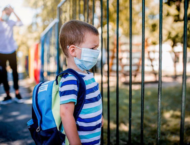 Σύνδρομο πολυσυστηματικής φλεγμονώδους νόσου των παιδιών μετά από COVID-19