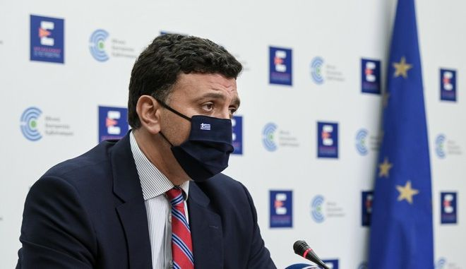 Β. Κικίλιας: Η πλειοψηφία των συμπολιτών μας έκανε σήμερα τη 2η δόση AstraZeneca