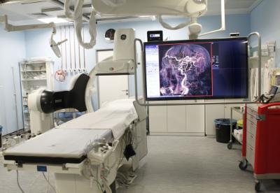251 Γενικό Νοσοκομείο Αεροπορίας: Νέος υπερσύγχρονος αγγειογράφος Επεμβατικής Nευροακτινολογίας στο πλαίσιο δωρεάς του Ιδρύματος Σταύρος Νιάρχος