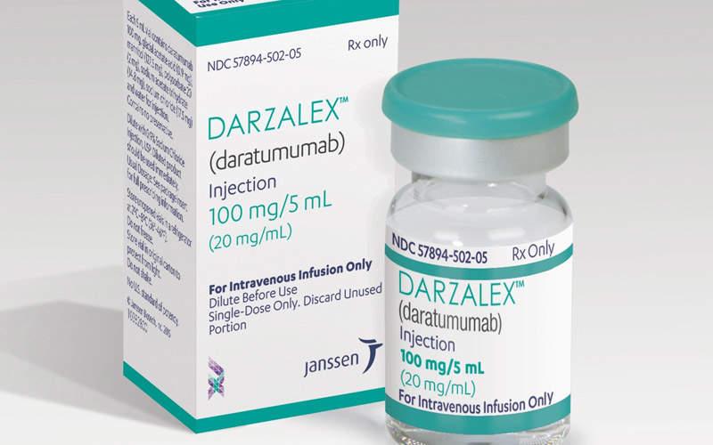 Janssen: Θεραπεία με daratumumab σε ασθενείς με Πολλαπλό Μυέλωμα