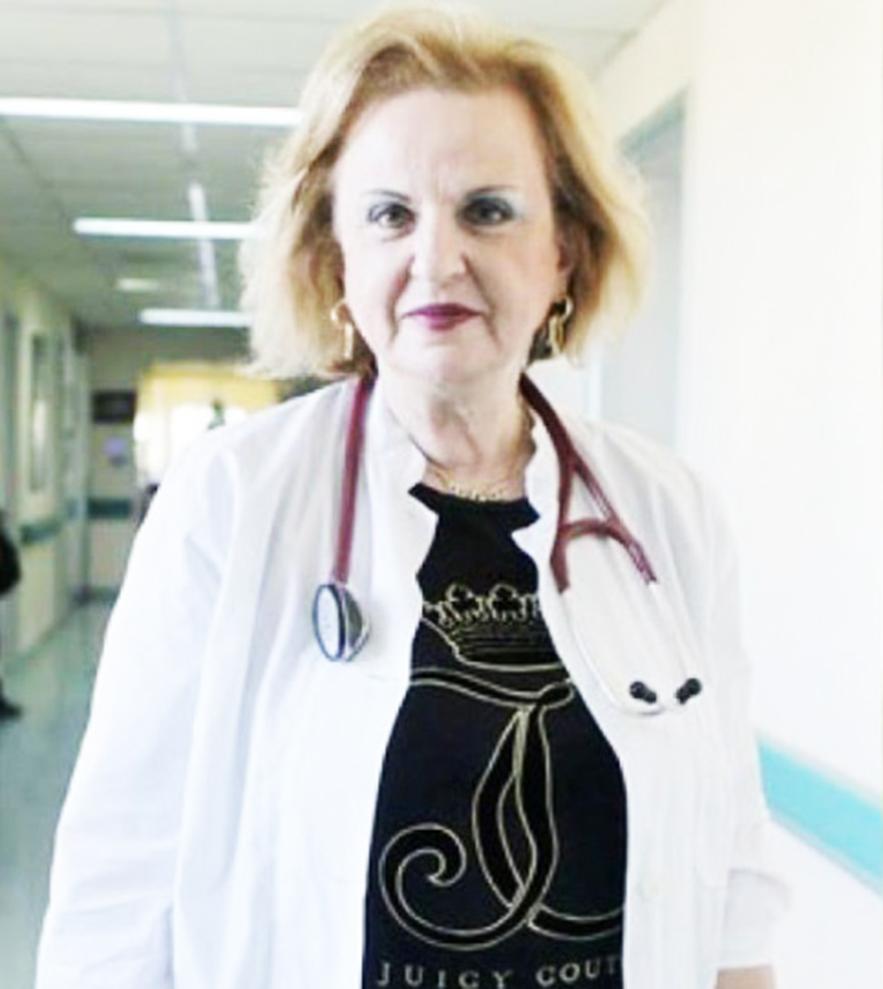 Μ. Παγώνη: Οι ανεμβολίαστοι άνω των 50 είναι εύκολο να καταλήξουν σε ΜΕΘ