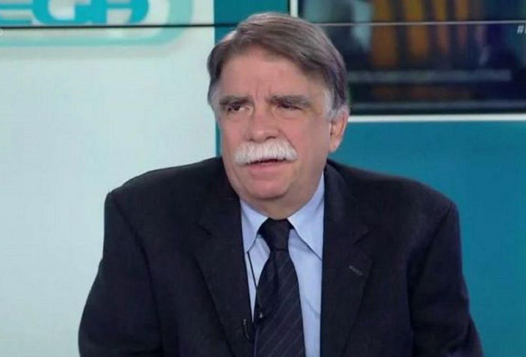 Αλκ. Βατόπουλος: Το 4ο κύμα πανδημίας έχει ξεκινήσει