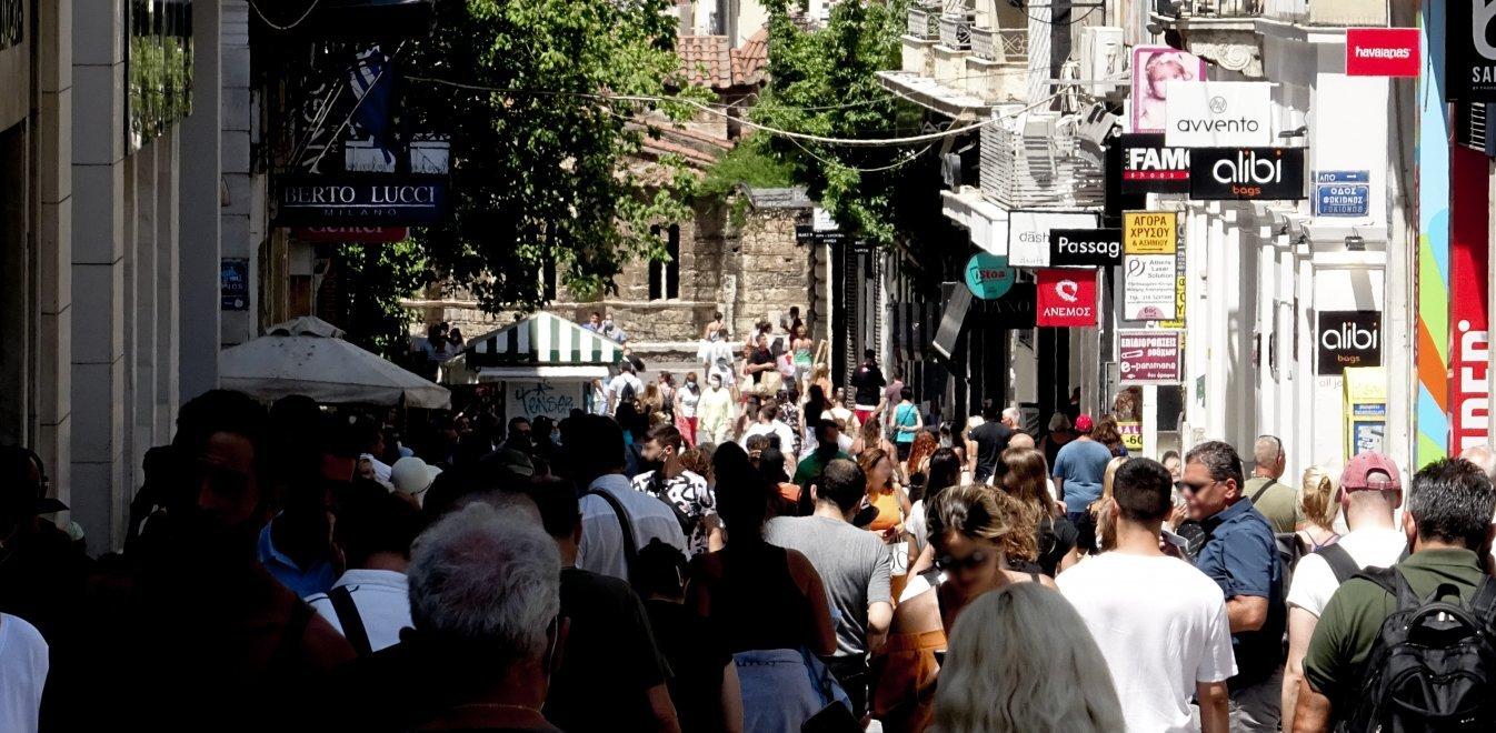 Γεωγραφική κατανομή: 671 κρούσματα στην Αττική – 262 στη Θεσσαλονίκη