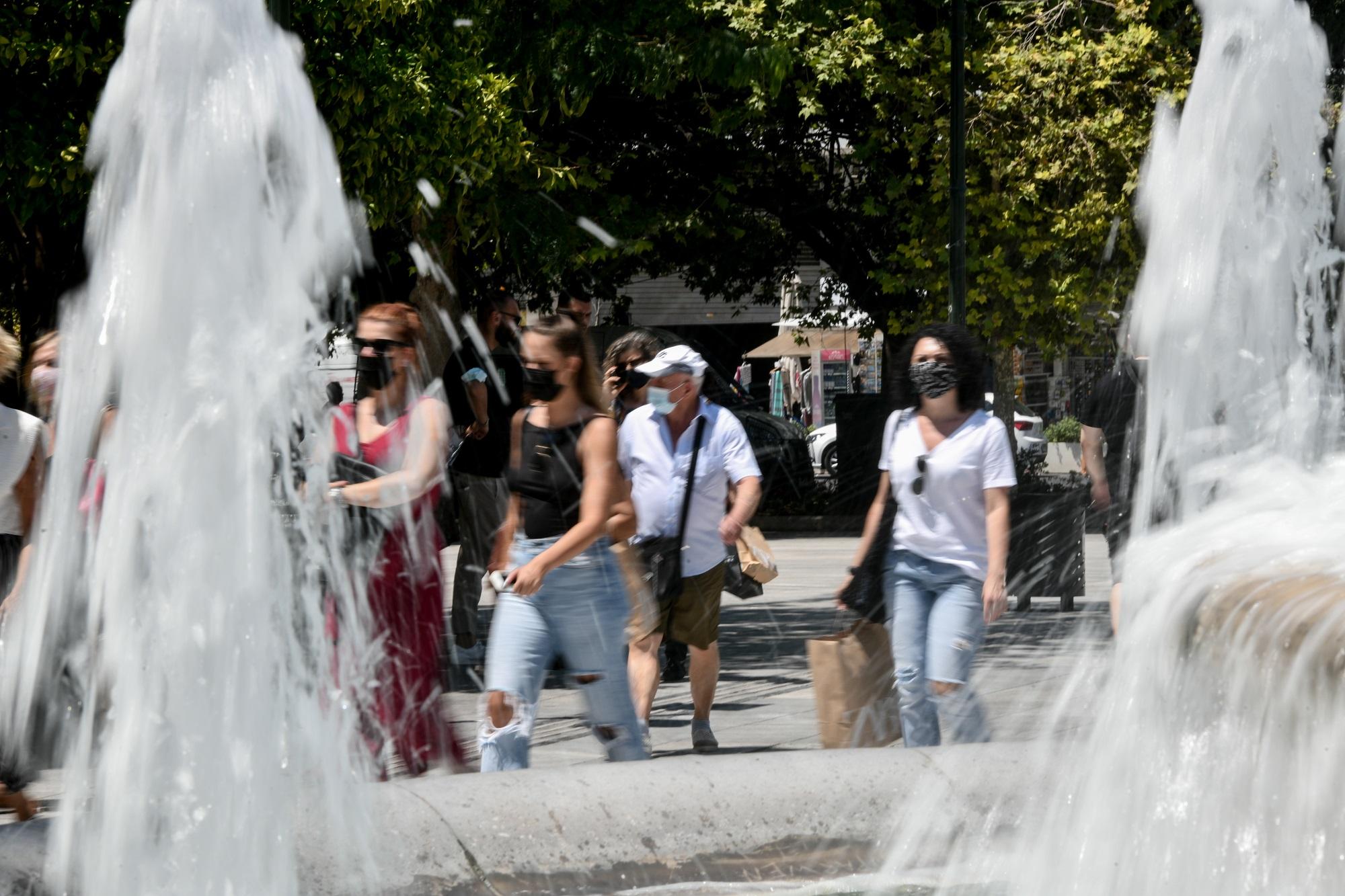 Δήμος Αθηναίων: Κλιματιζόμενες αίθουσες ενόψει του καύσωνα
